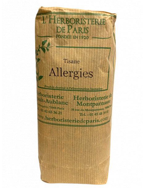 Tisane Allergies /B 100 gr Herboristerie de Paris