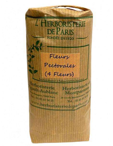 Tisane Fleurs pectorales 100 gr Herboristerie de Paris