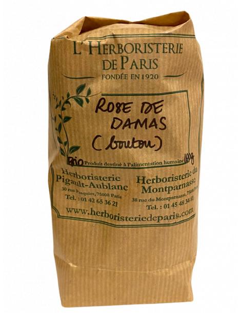 ROSE DE DAMAS BIO BOUTON 100g HERBORISTERIE DE PARIS
