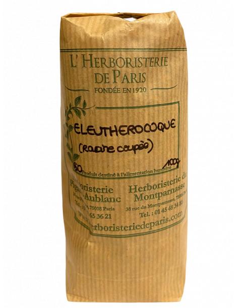 Eleutherocoque racine bio 100 gr Herboristerie de Paris