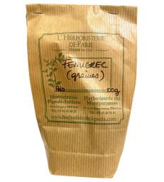 Fenugrec graine  bio 100 gr Herboristerie de paris