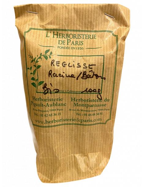 Réglisse baton bio 100 gr Herboristerie de Paris