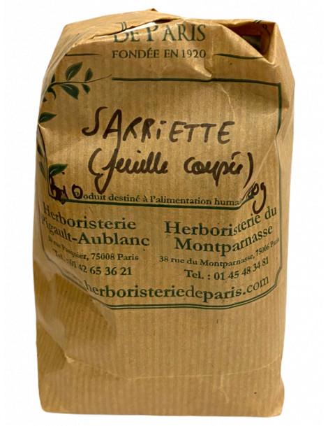 Sarriette feuille 100 gr Herboristerie de Paris
