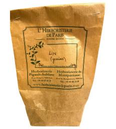Graine de lin BIO 100 gr Herboristerie de Paris