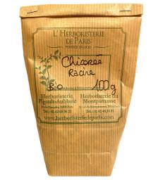 Chicorée racine coupée bio 100 gr Herboristerie de Paris