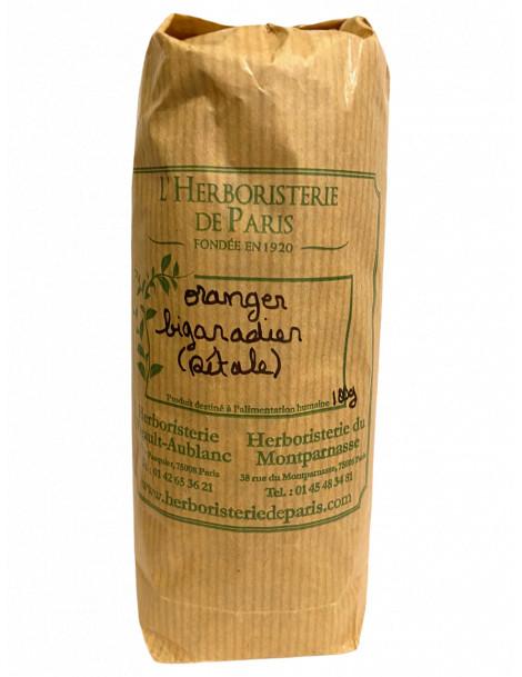 Oranger Bigaradier pétale 100g Herboristerie de Paris