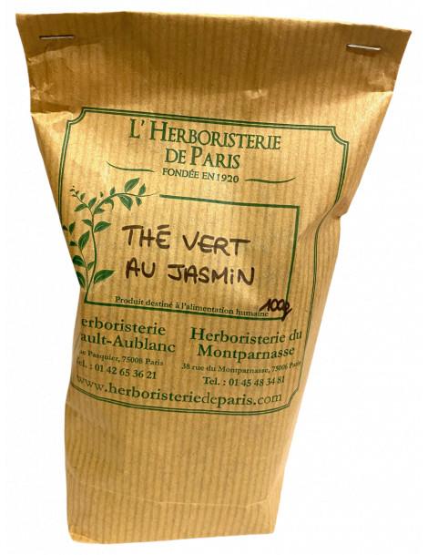 Thé vert au Jasmin 100g Herboristerie de Paris