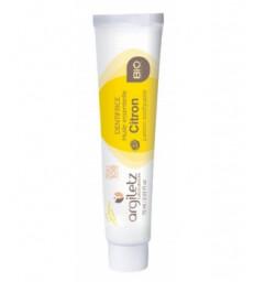 Dentifrice citron BIO 75ml Argiletz