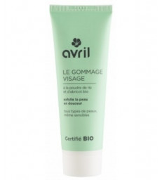 Gommage visage 50ml Avril