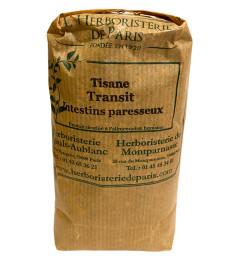 Tisane Transit, Intestins paresseux 120g Herboristerie de Paris