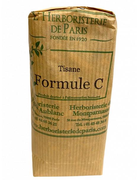 TISANE FORMULE C 100g HERBORISTERIE DE PARIS