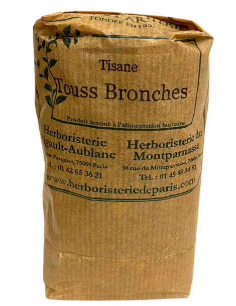 Tisane Touss Bronches 100g Herboristerie de Paris