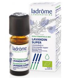 Huile essentielle Ladrome Lavandin x super Bio 10ml