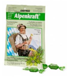 Bonbons Alpenkraft sachet 75 g Salus