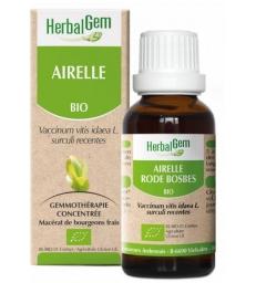 Airelle bio Flacon compte gouttes 50ml Herbalgem