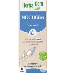 Noctigem Bio Flacon verre 50ml Herbalgem