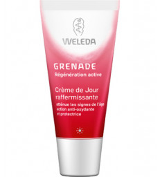 Crème de jour raffermissante à la Grenade 30ml Weleda