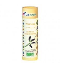 Mucuna bio 120 gélules végétales AYUR-VANA