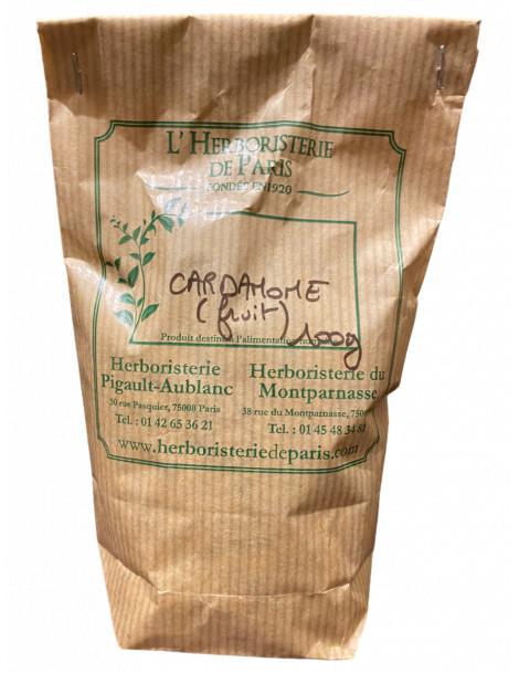Cardamone fruit bio 100 gr Herboristerie de Paris