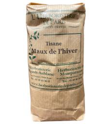 Tisane Maux de l'Hiver 150g Herboristerie de Paris