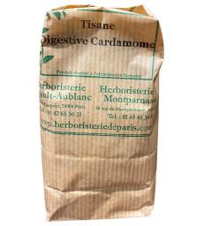Tisane Digestive avec Cardamone 80g Herboristerie de Paris