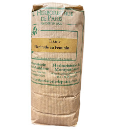 Tisane Plénitude au féminin (Ménopause) 100g Herboristerie de Paris