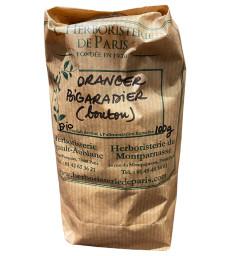 Oranger Bigaradier bouton Bio 100 gr Herboristerie de Paris