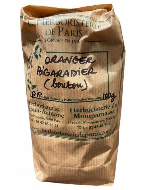 Oranger Bigaradier bouton 100 gr Herboristerie de Paris