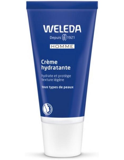 Crème hydratante homme 30ml Weleda