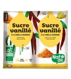 Sucre vanillé 2x8g Natali