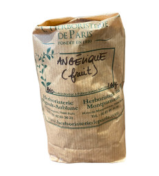 Angélique fruit BIO 100 gr Tisane Herboristerie de Paris