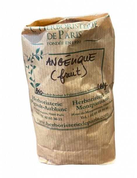 Angélique fruit 100 gr Herboristerie de Paris - tisane plante unitaire