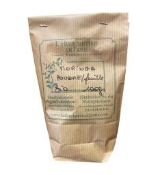 Moringa Poudre Feuille BIO 100g Herboristerie de Paris