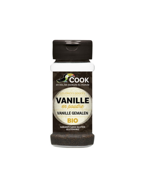 Vanille poudre 10g Cook