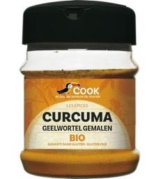 Curcuma en Poudre BIO 80g Cook