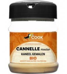 Cannelle moulue BIO 80g Cook