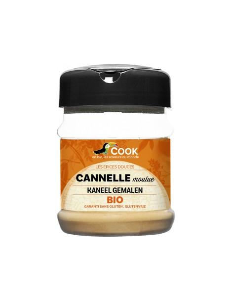 Cannelle moulue 80g Cook