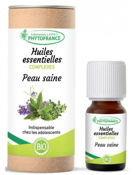 Complexe d'huiles essentielles Peau saine 10ml Phytofrance