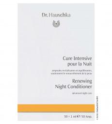 Cure Intensive pour la Nuit 50 ampoules Dr. Hauschka