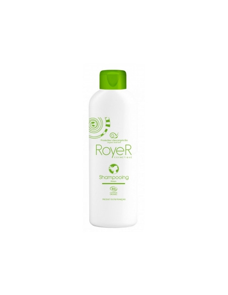 Shampooing à la bave fraîche d'escargot 200ml Royer