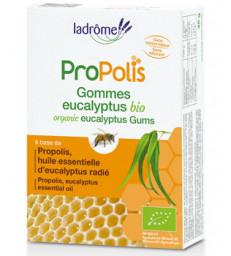 Gommes Propolis et Eucalyptus 45g Ladrome