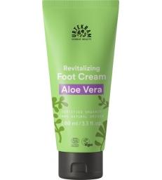 Crème pour les pieds à l'Aloé Véra 100ml Urtekram