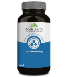 Calcium  Plus 60 gélules végétales 500mg Equi Nutri