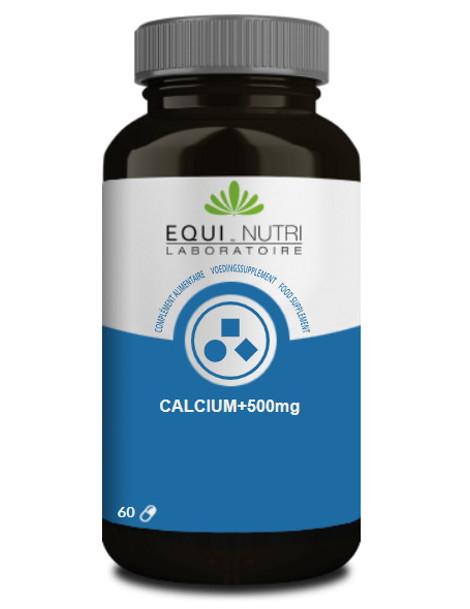 Calcium Plus 60 gélules végétales 500mg calcium magnésium sous forme de pidolates Herboristerie de paris