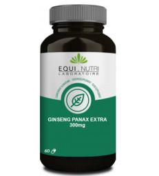 Ginseng Panax bio 60 gélules Equi - Nutri