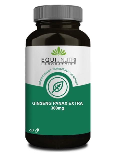 Ginseng Panax bio 60 gélules Equi - Nutri Herboristerie de paris