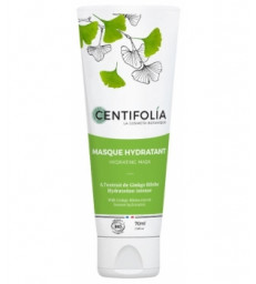 Masque hydratant 70ml Centifolia
