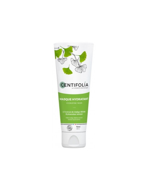 Masque hydratant 70ml Centifolia