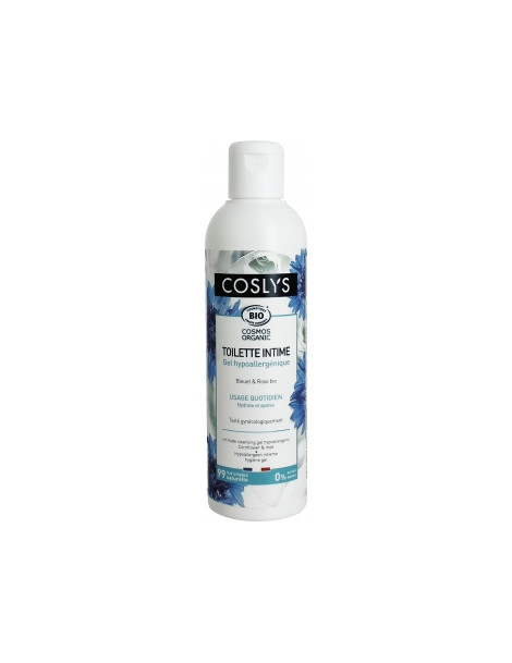 Gel toilette intime hypoallergénique 230ml Coslys