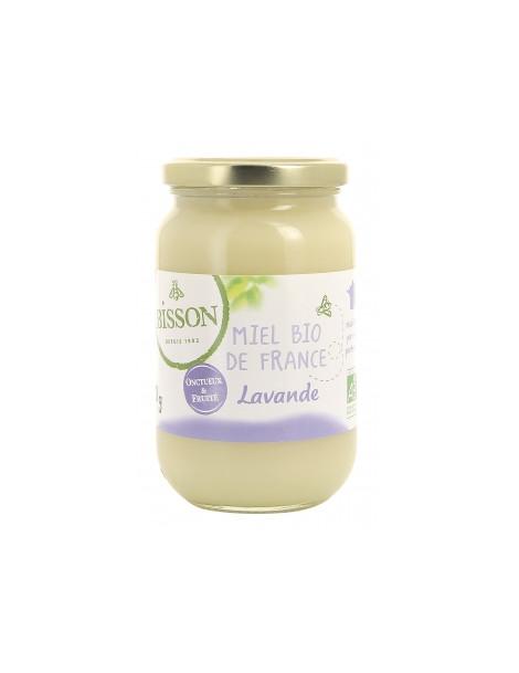 Miel de Lavande onctueux et fruité bio 500g Bisson